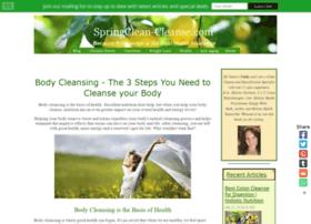 springclean-cleanse.com