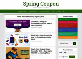 springcoupon.com