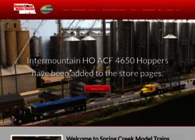 springcreekmodeltrains.com