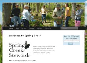 springcreekstewards.org