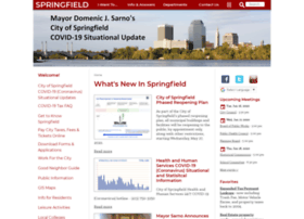 springfieldcityhall.com
