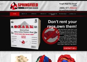 springfieldwipingrags.com