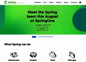 springframework.org