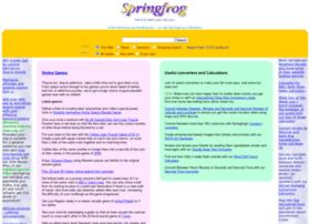 springfrog.com