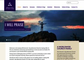 springhill22.adventistchurchconnect.org