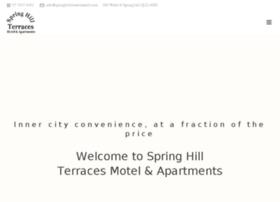 springhillterraces.com