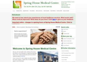 springhouse.nhs.uk