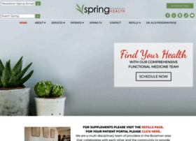 springintegrativehealth.com