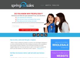 springintosales.com