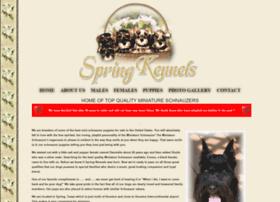springkennels.com