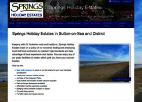 springsholidayestates.co.uk