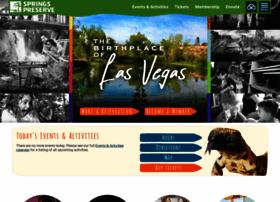 springspreserve.org