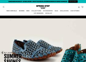 springstepshoes.com