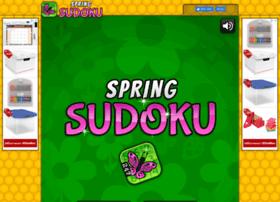 springsudoku.com