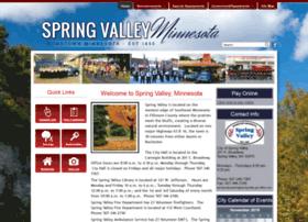 springvalley.govoffice.com