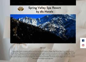 springvalleyresorts.com