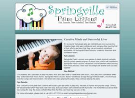 springvillepianolessons.com