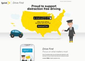 sprint-drivefirst.safely.com