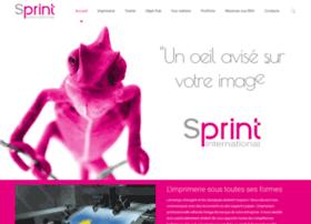 sprint-international.fr