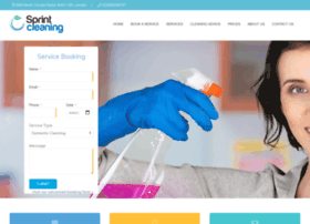 sprintcleaning.co.uk