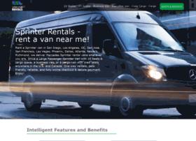 Sprinter-rentals.com