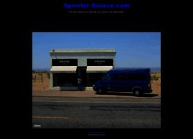 sprinter-source.com