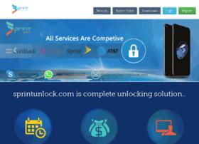 sprintunlock.com
