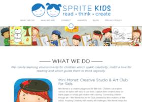 spritekids.com