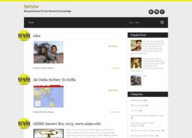 spriyha.blogspot.in