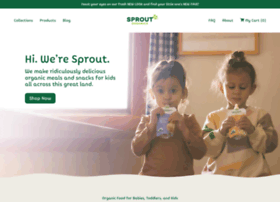 sproutbabyfood.com