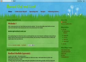 sproutoutandlive.blogspot.com.au