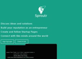 sproutr.co