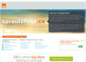 sproutshout.co