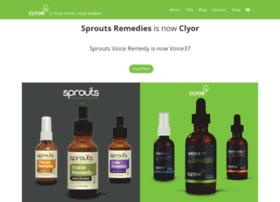 sproutsremedies.com