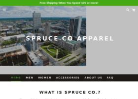 sprucecoapparel.com