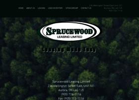 sprucewoodleasing.com
