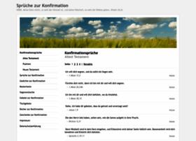 sprueche-zur-konfirmation.de