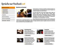 spruechezurhochzeit.net