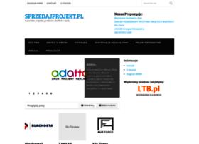 sprzedajprojekt.pl