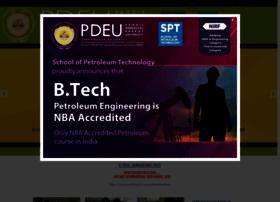 spt.pdpu.ac.in