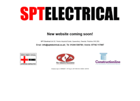 sptelectrical.co.uk