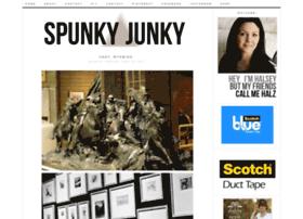 spunkyjunky.blogspot.com
