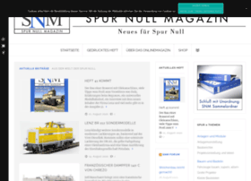 spurnull-magazin.de