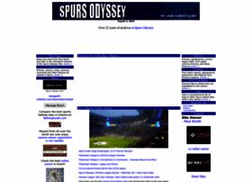 spursodyssey.com