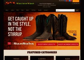 spurwesternwear.com