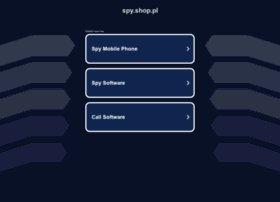 spy.shop.pl