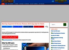 spyequipmentguide.com
