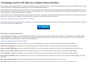 sql-master.databaserecovery.org