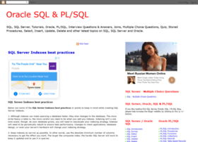 sql-plsql.blogspot.in