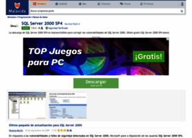 sql-server-2000-sp2.malavida.com